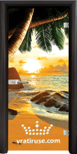 Print G 13 14 Beach sunset B 5