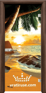 Print G 13 14 Beach sunset T 5