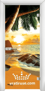 Print G 13 14 Beach sunset W 5