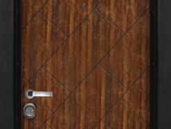 Ednokrila vhodna vrata T 904 tsvyat Sahara 1