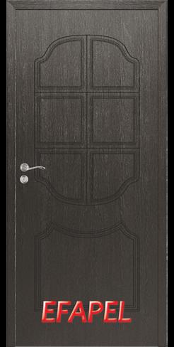 Интериорни врата Efapel 4509P Черна мура
