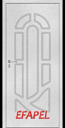 Интериорни врата Efapel 4512P Лен