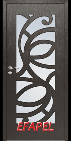 Интериорни врата Efapel 4527 Черна мура