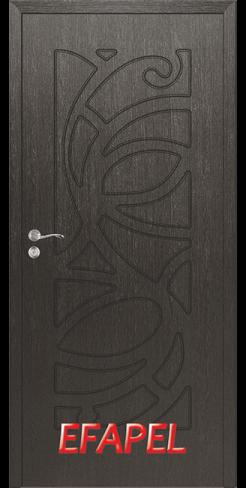 Интериорни врата Efapel 4527P Черна мура