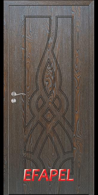 Интериорни врата Efapel 4534P Палисандър