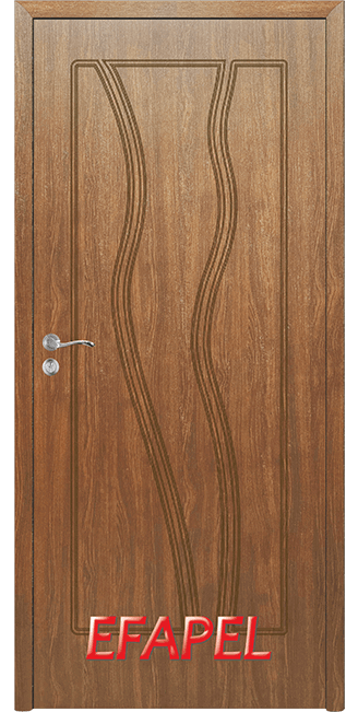Интериорни врата Efapel 4542P Императорска акация