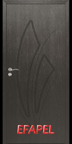 Интериорни врата Efapel 4553P Черна мура