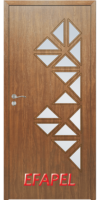 Интериорни врата Efapel 4558 Императорска акация