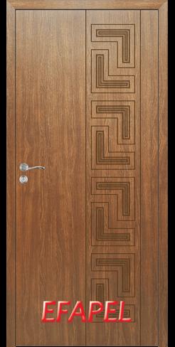 Интериорни врата Efapel 4561P Императорска акация