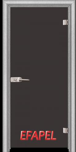 Стъклена интериорна врата Basic G 10 1 L