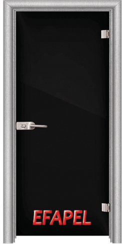 Стъклена интериорна врата Folio G 15 2 L
