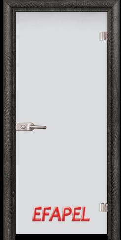 Стъклена интериорна врата Matt G 10 O