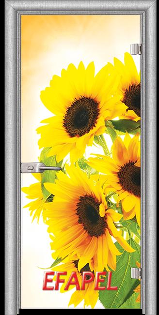 Стъклена интериорна врата Print G 13 4 L
