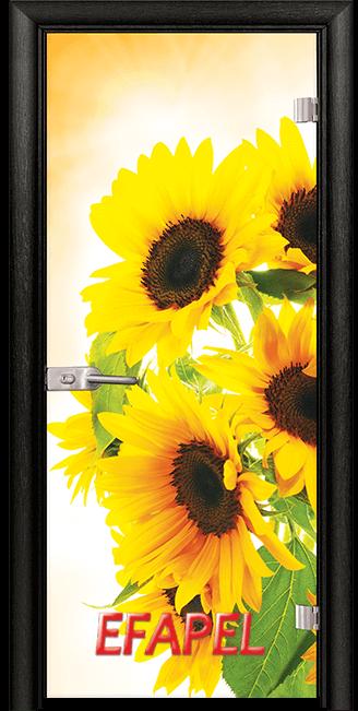 Стъклена интериорна врата Print G 13 4 M