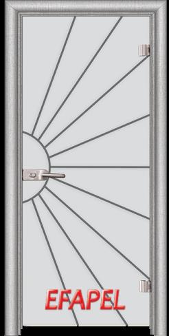 Стъклена интериорна врата Sand G 13 2 L