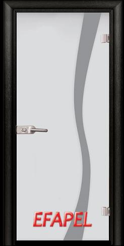 Стъклена интериорна врата Sand G 14 1 M