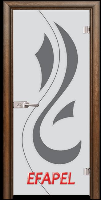 Стъклена интериорна врата Sand G 14 10 H