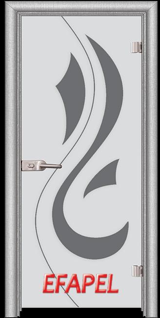 Стъклена интериорна врата Sand G 14 10 L