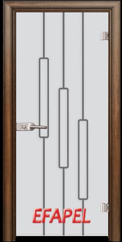 Стъклена интериорна врата Sand G 14 11 H