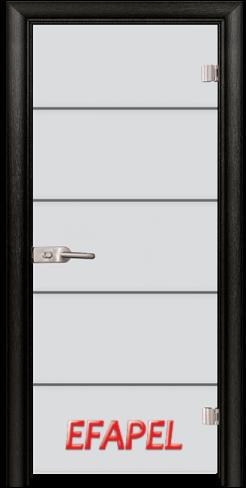 Стъклена интериорна врата Sand G 14 13 M